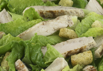 Chicken Caesar Salad Florida