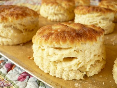 Biscuits, Flaky