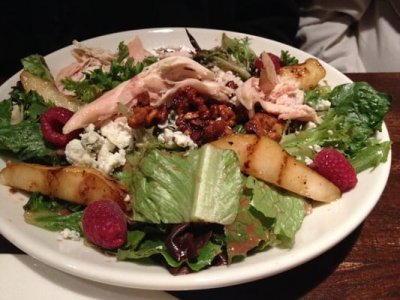 Harvest Salad w/ Roasted Chicken, Combo