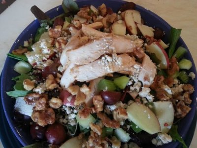 Waldorf Chicken Salad, Half