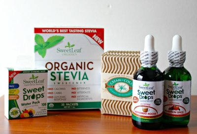 Organic Stevia Extract Blend