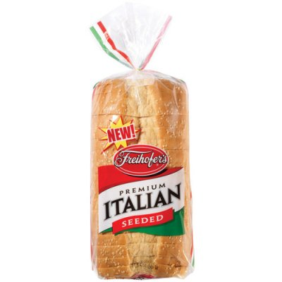 Bread, Italian, Premium, Seeded