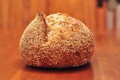 Bread, Italian Seeded