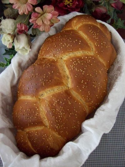 Enriched Italian, Scali, With Sesame Bread
