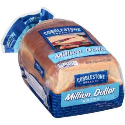Million Dollar White Bread