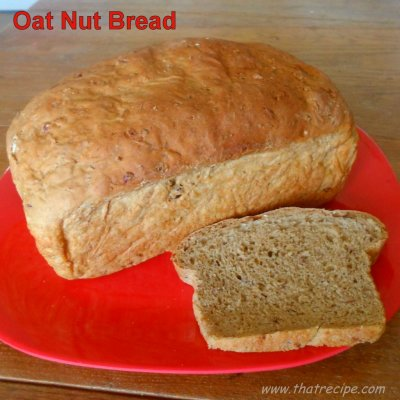 Nut & Oat Bread