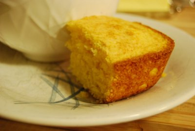 Sweet Cornbread, Traditional
