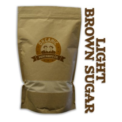 Light Brown Sugar - Organic