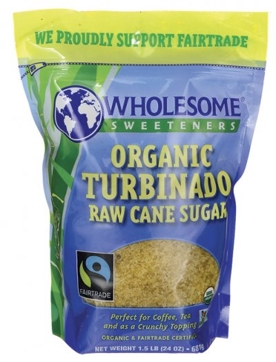 Sugar, Organic, Evaporated Cane Juice