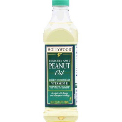 Enriched Gold Peanut Oil