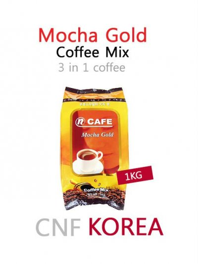 Mocha Gold Coffee Mix