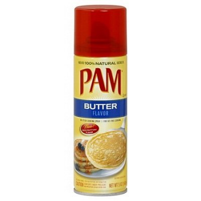 Non-Stick Cooking Spray, Butter