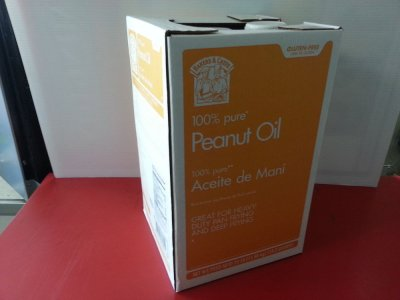 Peanut Oil, 100% Pure