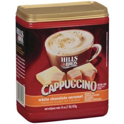 Cafe Cappuccino Instant Coffee Drink Mix