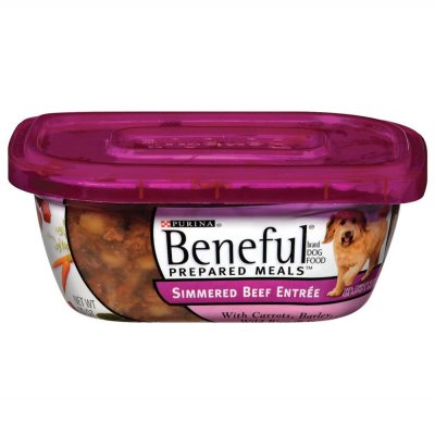 Dog Food Wet, Adult Large Breed Chicken & Rice Entree