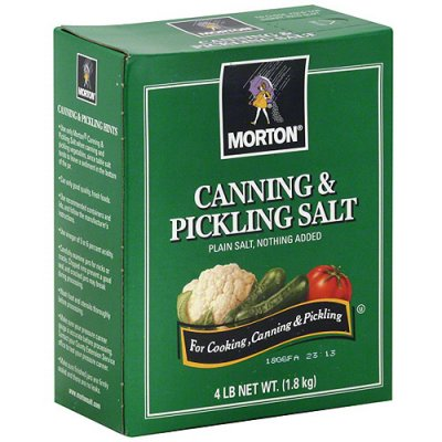 Canning & Pickling Salt