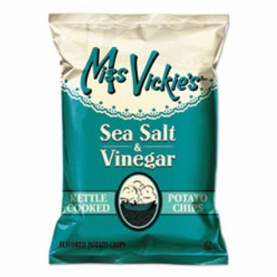 Kettle Cooked Potato Chips - Sea Salt & Vinegar