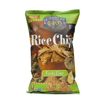 Rice Chips, Fiesta Lime