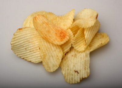 Ridged Potato Chips - Original