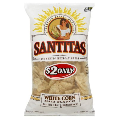 Tortilla Chips - Sea Salt 100% Natural