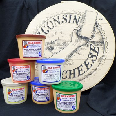 Cold Pack Cheese Spread, Cheddar & Horesradish