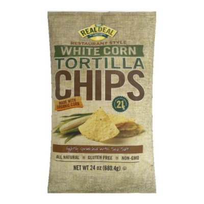 Tortilla Chips, Restaurant Style