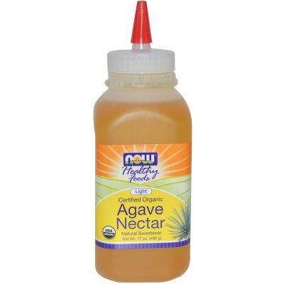 Agave Nectar, Light, Organic