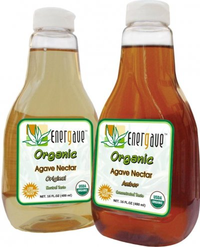 Low Glycemic Agave Syrup