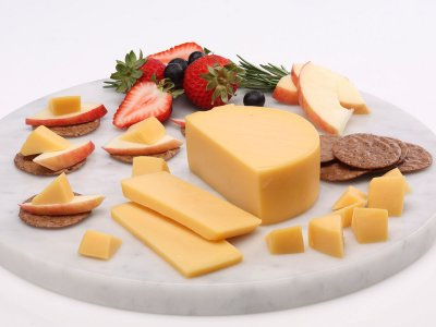 Pasteurized Process American Cheese