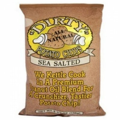 Sea Salted Potato Chips