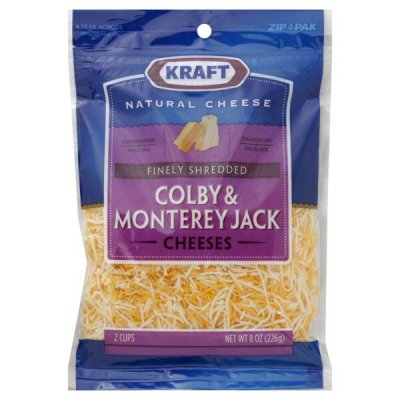 Colby & Monterey Jack Cheese