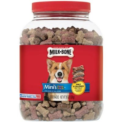 Dog Snacks, Mini's Flavor