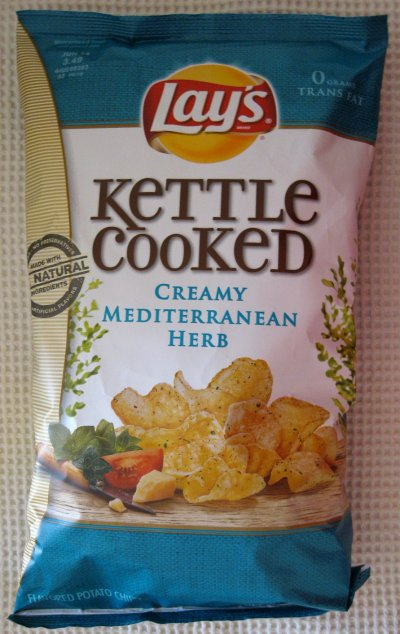 Kettle Cooked Potato Chips