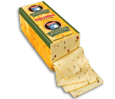 Monterey Jack Cheese With Jalapeno Peppers Cheese