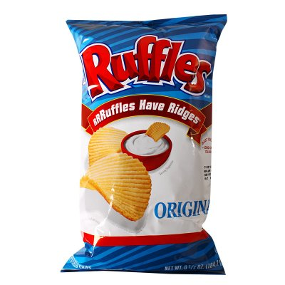 Original Chips, Ridges