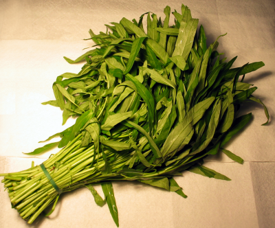 Organic, Ong Choy Water Spinach