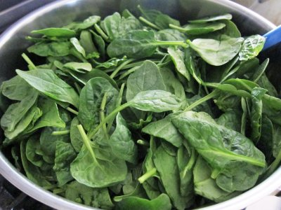 Spinach, Raw