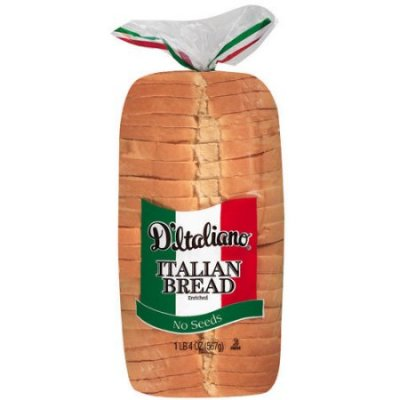 Italian Bread, No Seeds
