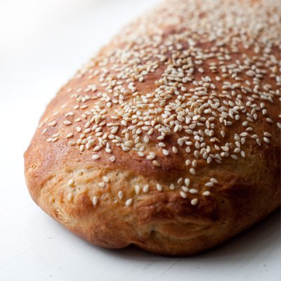 Italian Bread, Seeded