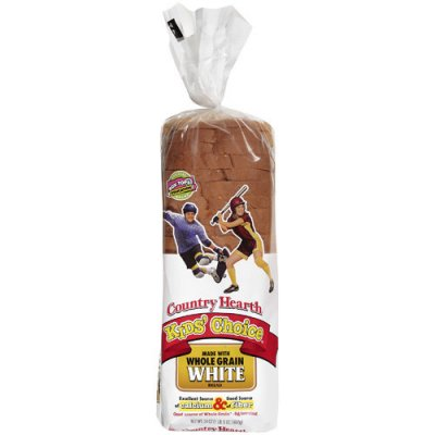 Whole Grain White, Kids Choice