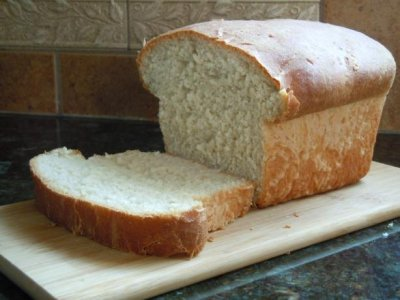 Old Fashioned Bread