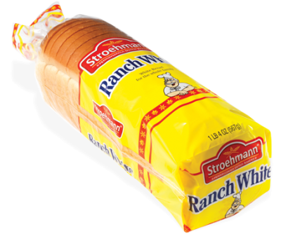 Ranch White Bread, Enriched