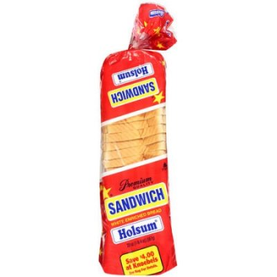 SHURFRESH BREAD ENRICHED SANDWICH WHITE