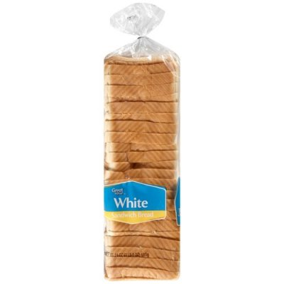 VALU TIME BREAD WHITE SANDWICH ENRICHED