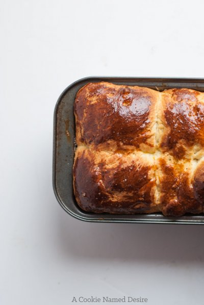 Authentic French Brioche Made With Butter