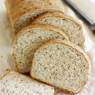 Bread, Cracked Wheat