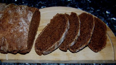Bread, Pumpernickel