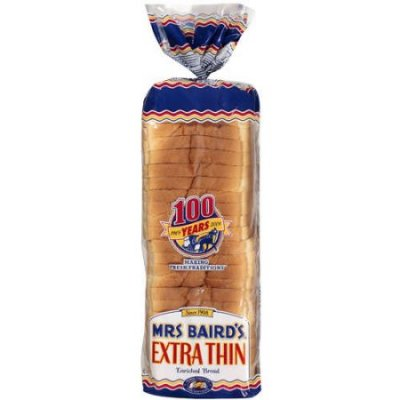 Enriched Bread, Extra Thin