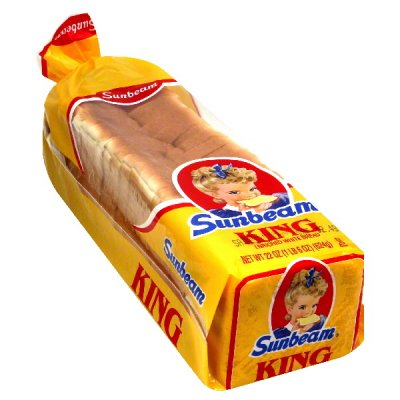 King White Enriched Bread