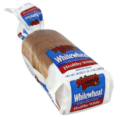 Bread, Enriched, Healthy White